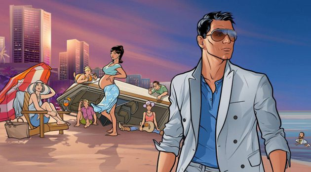 FX's Archer Offers 'Man-Overs' In NYC On January 9th & 10th