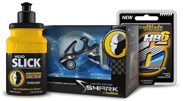HeadBlade S4 Shark Kit