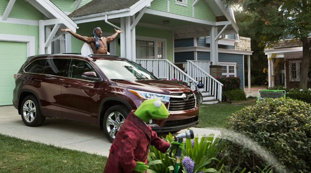 Toyota Taps Into Nostalgia With Muppets Themed Super Bowl Ad