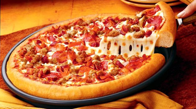 Pizza Hut Celebrates 20th Anniversary of World's First Online Purchase