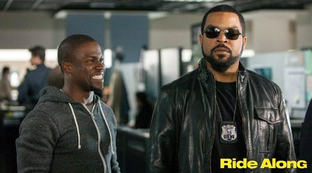 Enter The 'Ride Along' Prize Pack Giveaway
