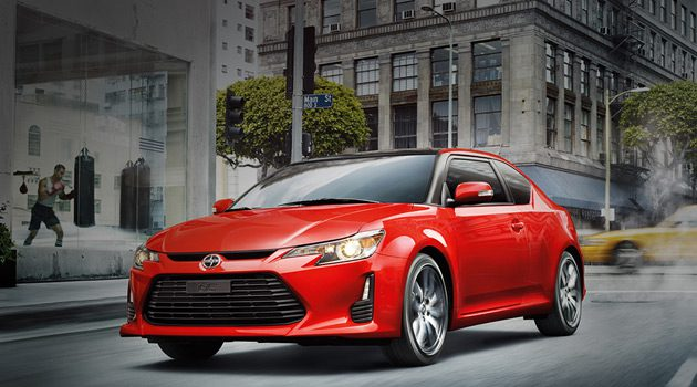 Why Should You Buy A Scion tC?