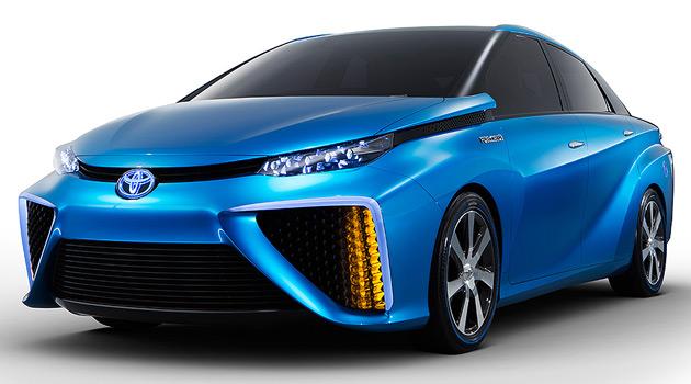 Toyota FCV - 1