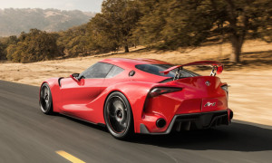 Toyota Needs To Build The FT-1 Concept