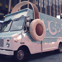 First Ever UGG Truck Brings Heat To NYC For The Big Game