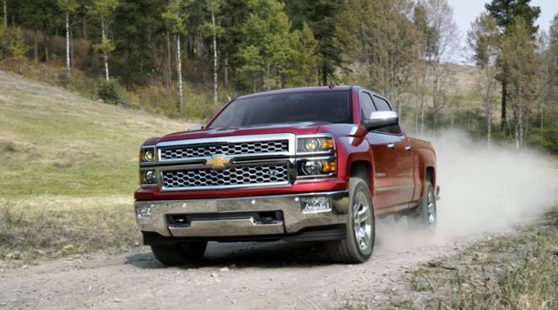 Why Are GM Trucks Trailing?