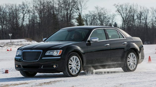 2014 Chrysler 300C AWD Provides Style, Crossover-Like Capability, And Comfort