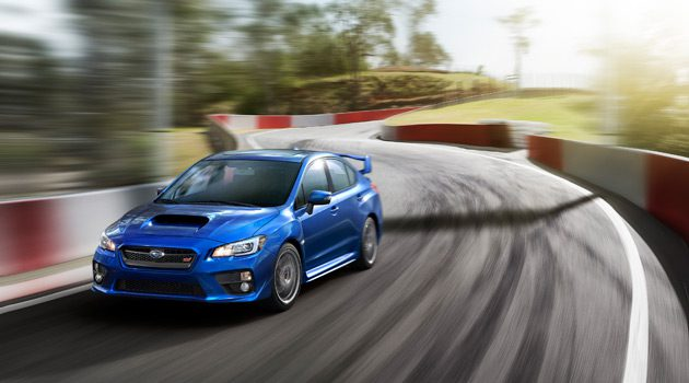 Subaru Announces Pricing For 2015 WRX