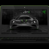 Razer and Koenigsegg Team Up For Laptop Awesomeness