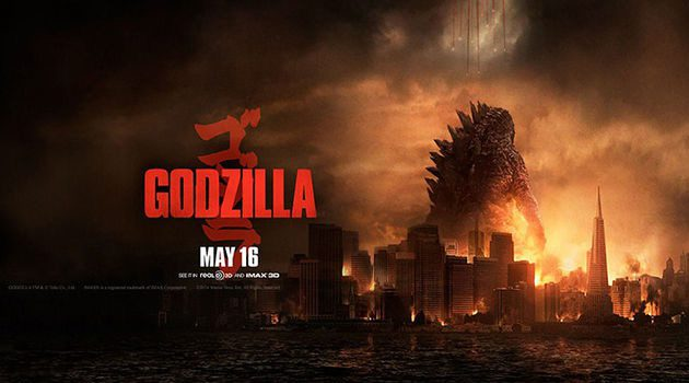 Official Trailer For New 'Godzilla' Reboot