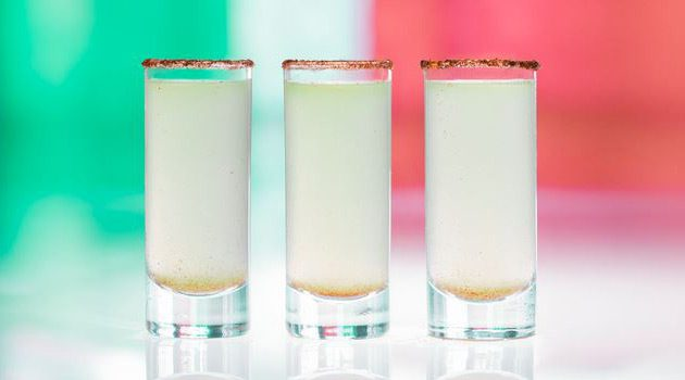 Go For The Gold With These Olympic-Themed Cocktails