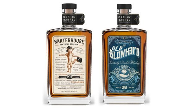 Diageo Unveils Orphan Barrel Whiskey Distilling Company