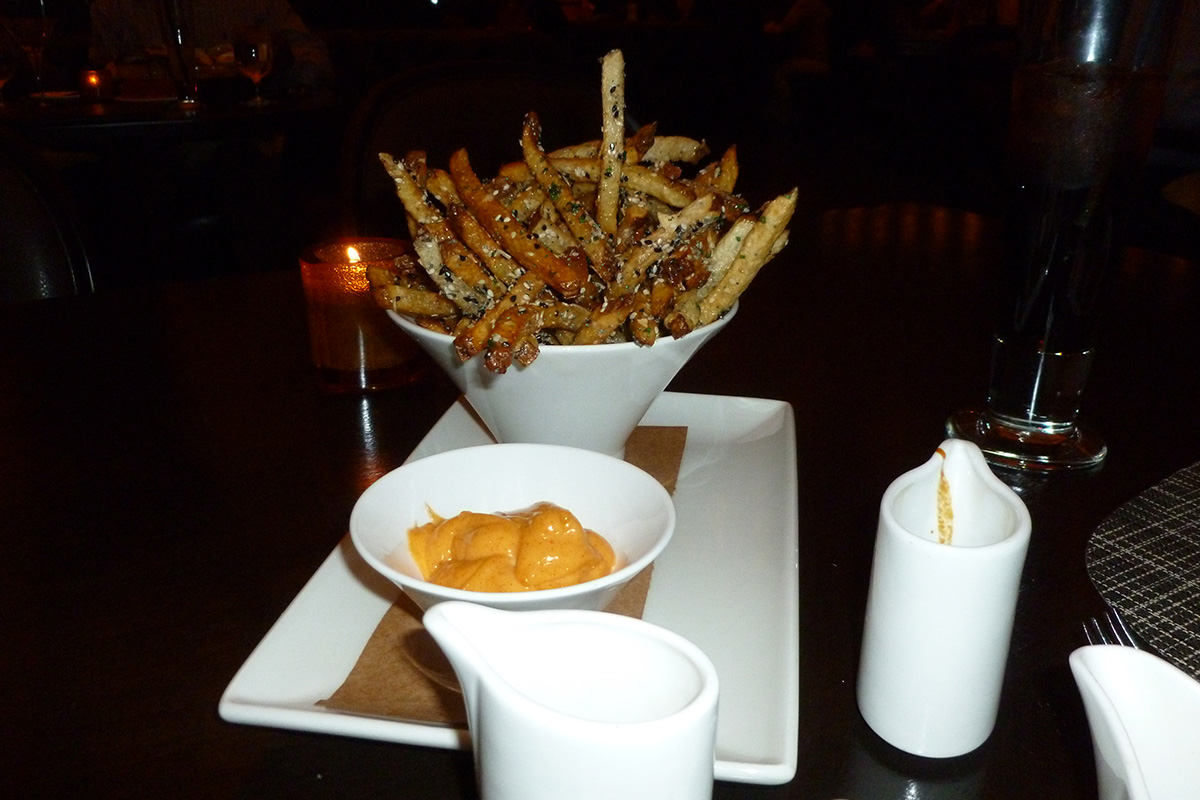 Roberts Steakhouse - Everything French Fries