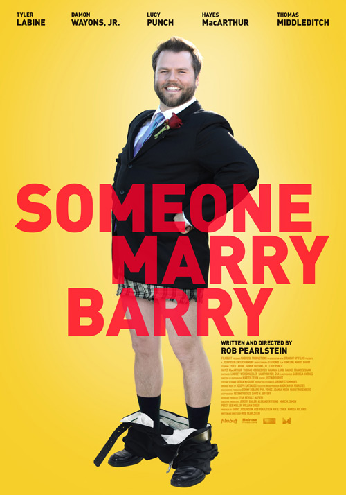 Someone Marry Barry Poster