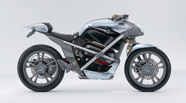 Is There A Hydrogen-Powered Motorcycle In Your Future?