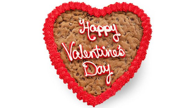 Send Her A Cookie Card For Valentine's Day