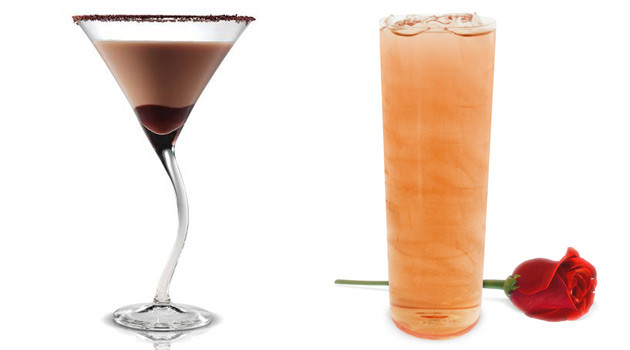 Romantic Valentine's Day Cocktail Recipes