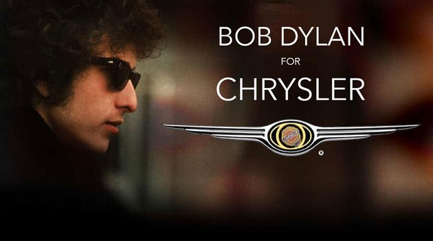 Chrysler and Bob Dylan Team Up For Memorable SB Commercial