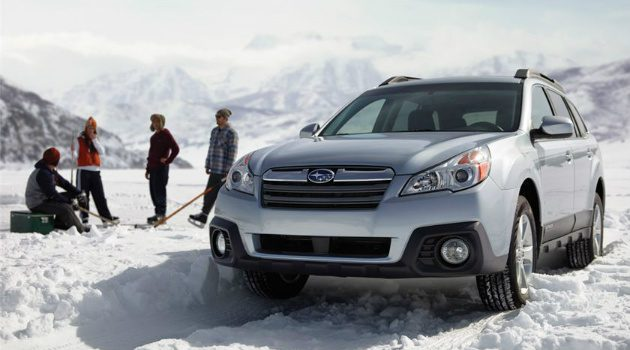 The 2014 Subaru Outback Is The Grownup's Subaru