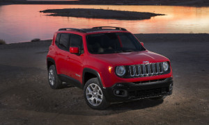 Jeep Enters The Small SUV Segment With All-New 2015 Jeep Renegade