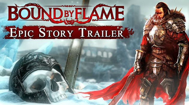 Upcoming Game 'Bound By Flame' Gets A Release Date