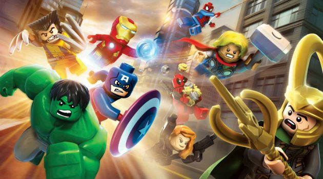 Review: Lego Marvel Superheroes (Xbox One)