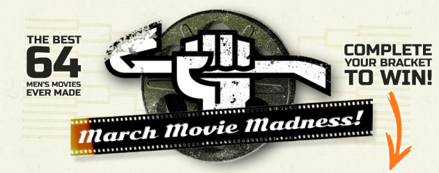 Man Crates - March Movie Madness