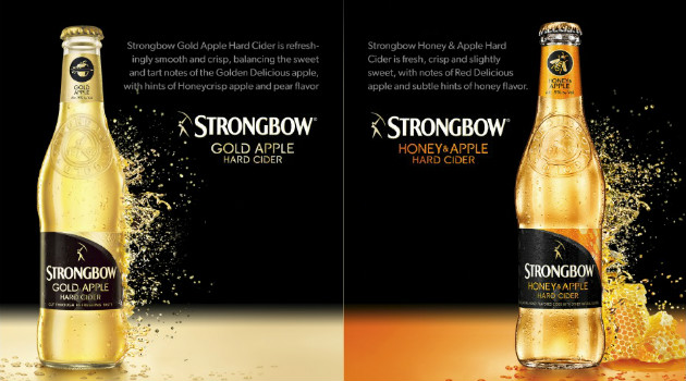 Strongbow Hard Cider Launches Two Refreshing New Flavors