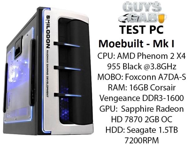 TEST PC Moebuilt