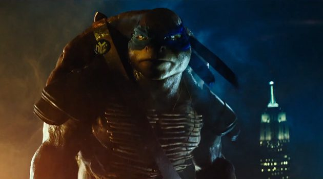 Official Teaser Trailer For 'Teenage Mutant Ninja Turtles'