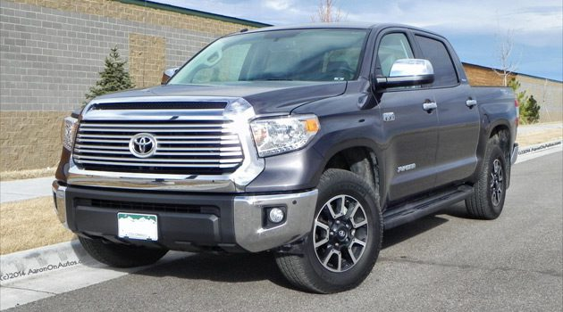 Driving The New and Improved 2014 Toyota Tundra