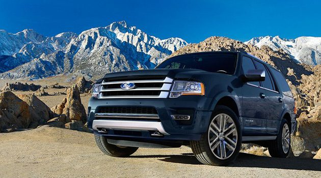 Big Vehicle, Small Engine: What To Expect From The New Expedition