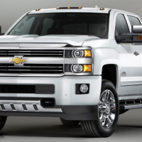 2015 Chevrolet Silverado High Country HD Pickups Unveiled in Colorado