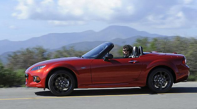 Mazda Miata 25th Anniversary Edition Debuts At New York Auto Show
