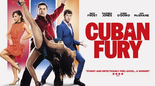 Movie Review Of 'Cuban Fury' and Q&A With Nick Frost