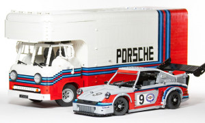 LEGO Needs To Build This Amazing Martini Porsche Racing Set