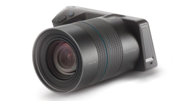 Lytro Announces Illum Light-Field Camera