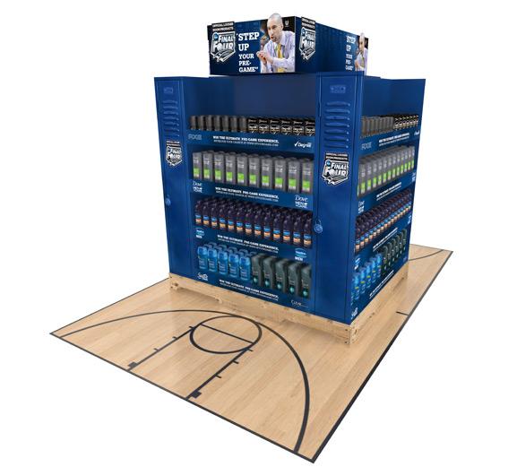 NCAA Locker Room Giveaway