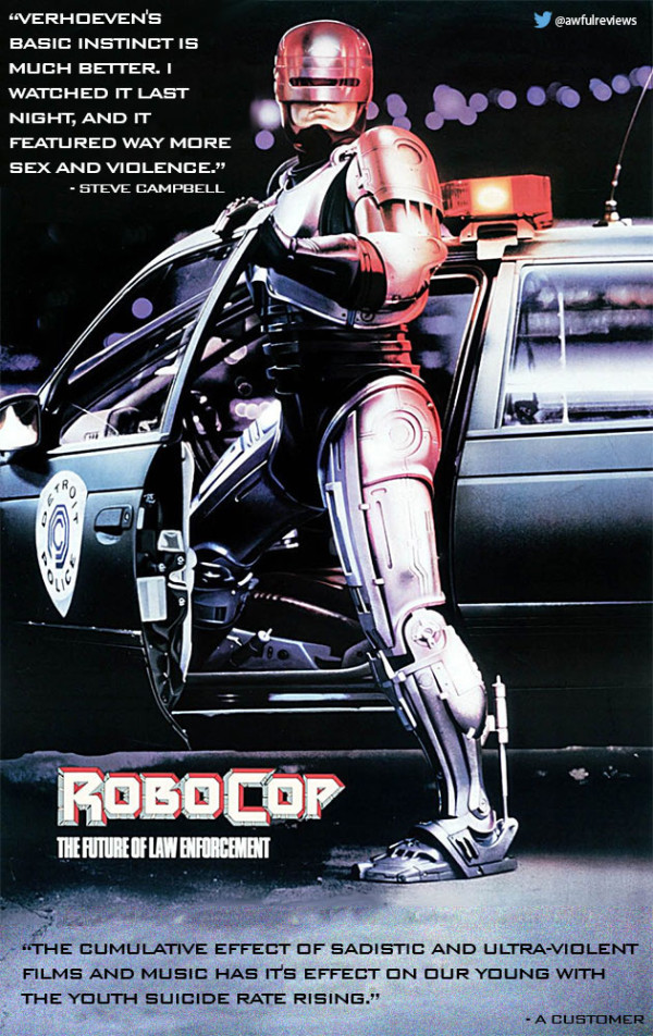 RoboCop-AMP