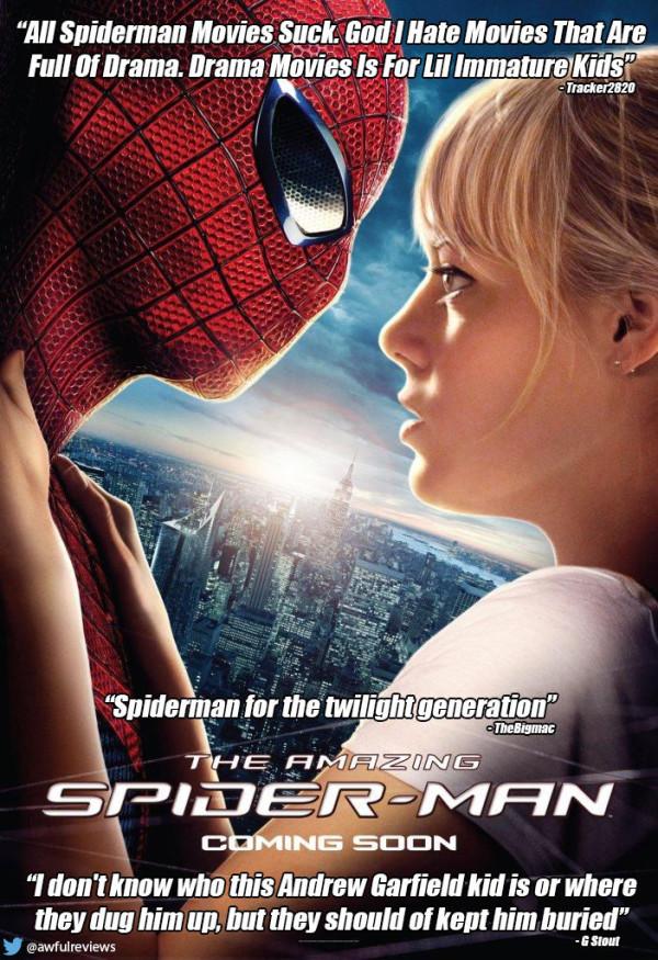 Spiderman-AMP
