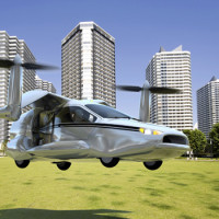 Is The Jetson's Flying Car Finally Here?