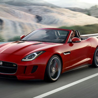 Enter To Win A Jaguar F-Type Convertible!