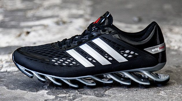 Up Your Running Game With The New Adidas Springblade Razor