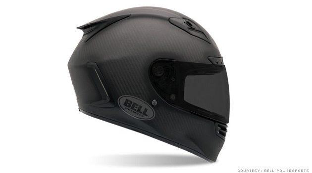 Virtual Reality Meets Motorcycle Helmets