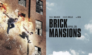 Enter The 'Brick Mansions' Prize Pack Giveaway