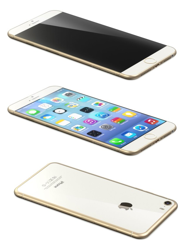 iPhone-6-Gold-renderings