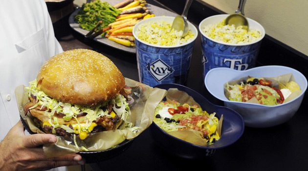 Top 5 Most Ridiculous New BallPark Foods