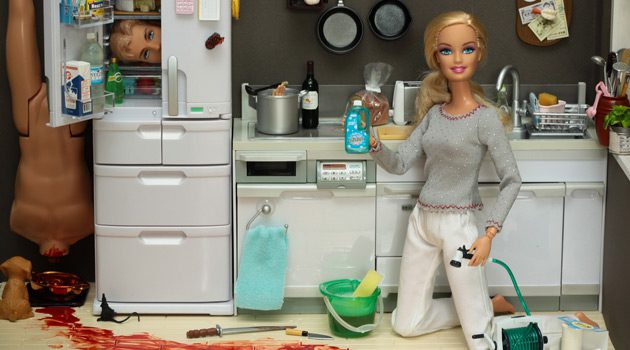 Meet Serial Killer Barbie