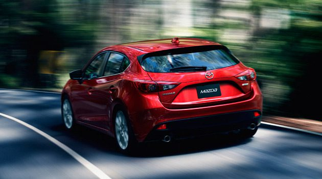 The 2014 Mazda3 Defines 'Hot Hatch'