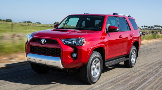 The 2014 Toyota 4Runner – The Platypus of SUVs